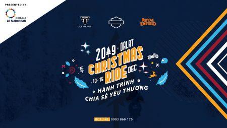 CHRISTMAS RIDE 2019 - HÀNH TRÌNH CHIA SẺ YÊU THƯƠNG