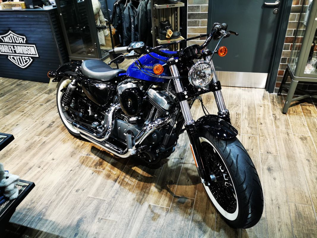 2019 Harley Davidson XL1200X Sportster Forty-Eight 48