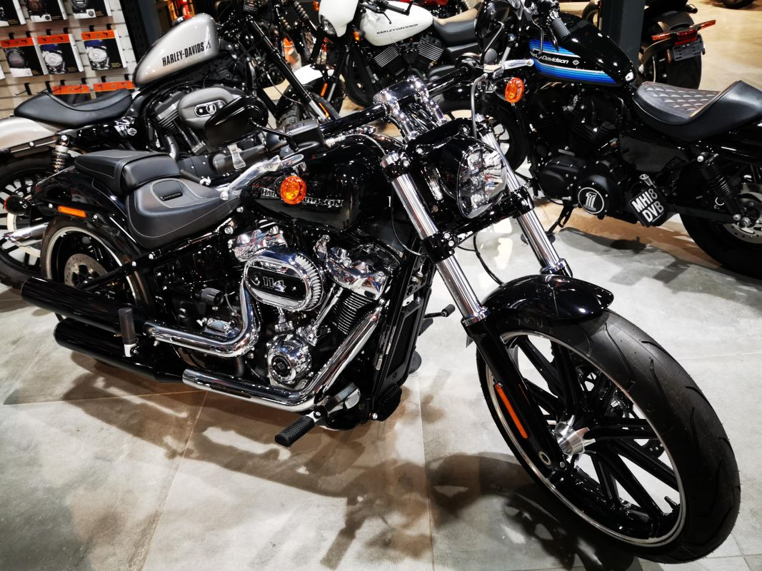 2020 Harley Davidson Softail Breakout 114