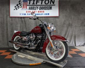 2020 HD FLDE - Softail Deluxe