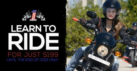Learn to Ride for $199
