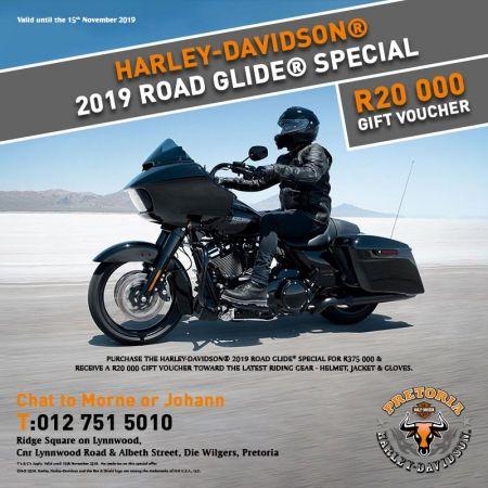 Harley-Davidson® 2019 ROAD GLIDE® SPECIAL