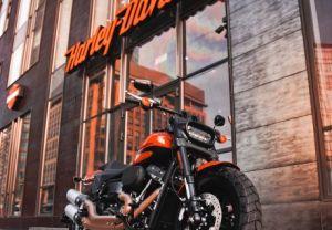 Салон Москва Harley-Davidson на Олимпийском проспекте