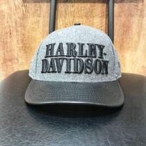 WOOL-BLEBD ADJUSTABLE CAP