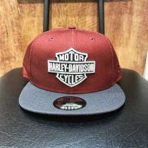 EMBROIDERED LOGO ADJUSTABLE CAP