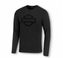 HD Emblossed t-shirt lång ärm