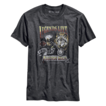 Harley-Davidson Legends Live Men's Tee