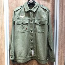 レディース WILD RIDE JACKET / DEEP LICHEN GREEN