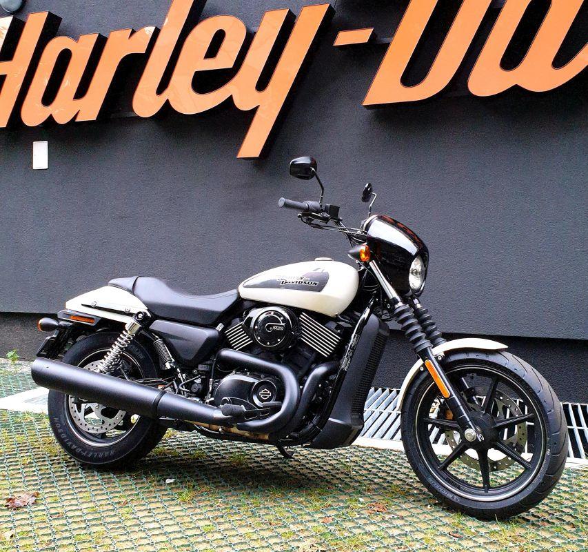 2019 Harley-Davidson Street 750