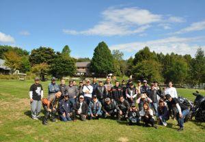 2019 10月三鷹チャプター八ヶ岳ツーリング