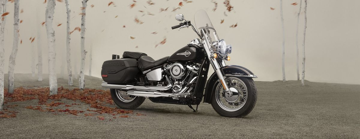 2020 HD FLHC - Softail Heritage Classic
