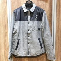 メンズ REVERSIBLE SHIRT JACKET