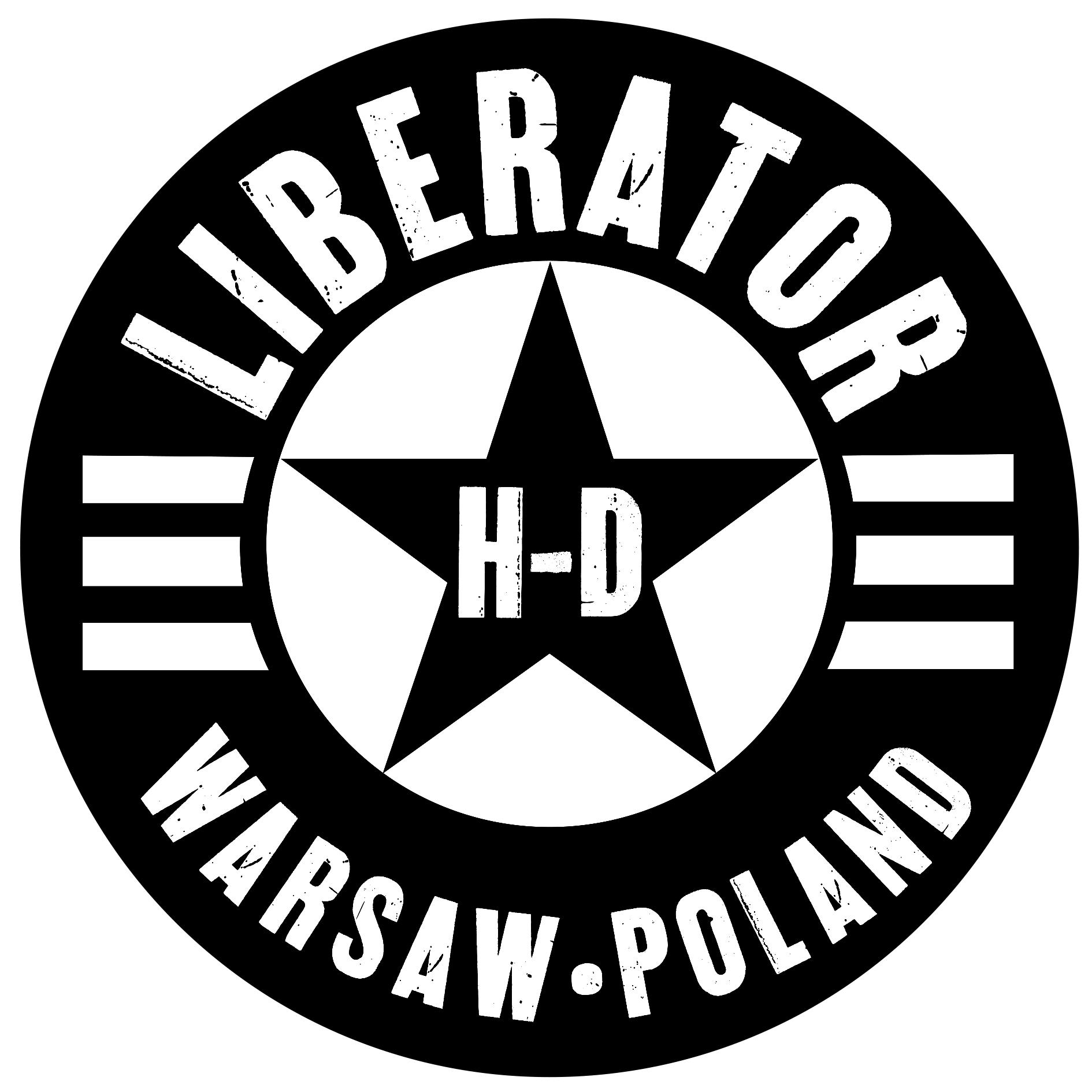 Harley-Davidson<sup>®</sup> Liberator Warszawa