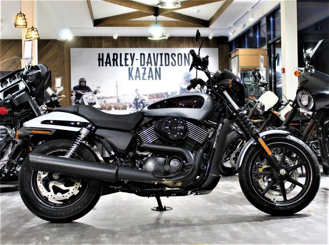 2020 Harley-Davidson Street 750