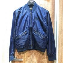 メンズ NYLON BOMBER JACKET