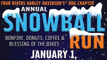 Snowball Run, 2020!