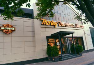 Салон Harley-Davidson® ODESSA