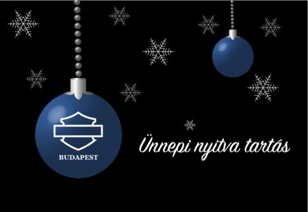 Decemberi nyitva tartás