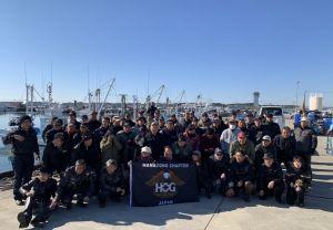 2019.12.8 今年ラストRUN!大洗海鮮市場ツーリング