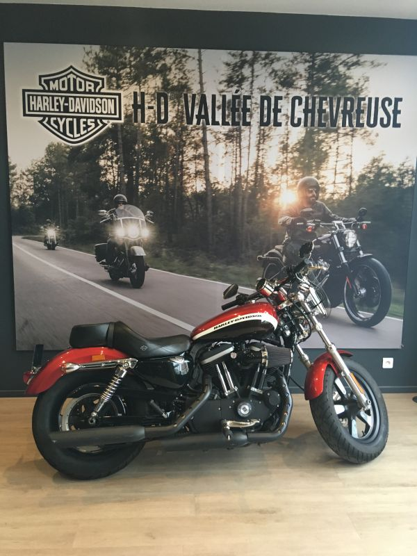 Harley Davidson 1200 Custom Limited