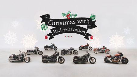 Christmas with H-D ~ハーレーと過ごすクリスマス~