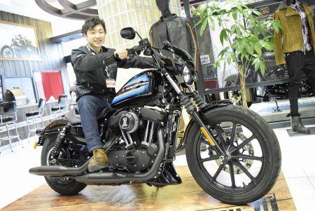 2019年モデル【アイアン1200】 HD湘南カスタム車!!
