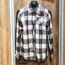 レディース WINGED HEART PLAID SHIRT