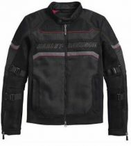 MEN'S FXRG® MESH SLIM FIT RIDING JACKET