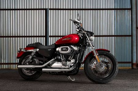 Experience the original freedom machine - Harley-Davidson Sportsters™