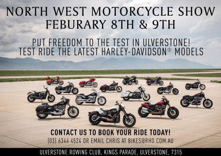 Northwest Motorcycle Show - Rolling Roadshow
