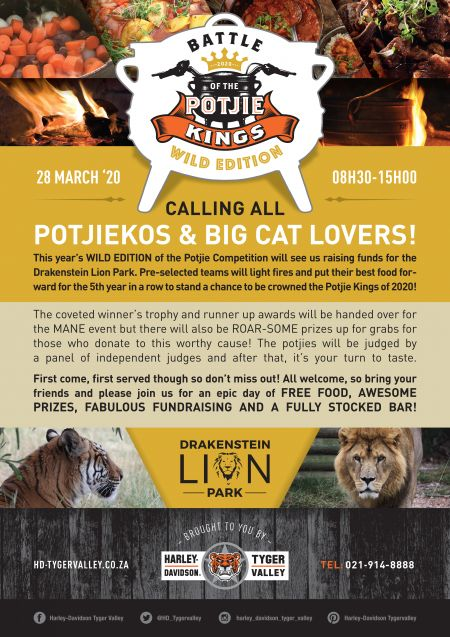 Battle of the Potjie Kings: Wild Edition!
