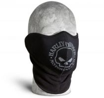 Men's Skull Fleece/Neoprene Face Mask