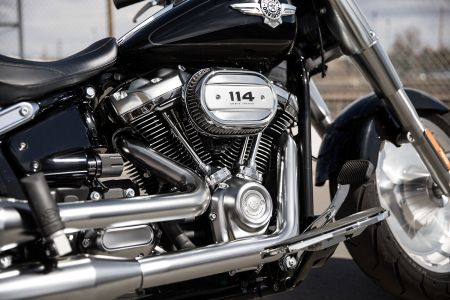 Trade Up to a Softail® - We Want Your Trade-In!