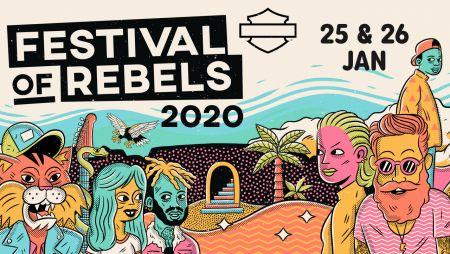 FESTIVAL OF REBELS 2020