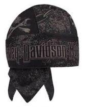 Multifunctional Headwear, Grim, Black &