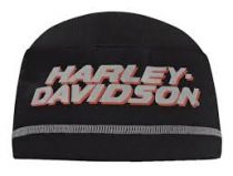 Skullcap, Harley-Davidson®, Black Mesh