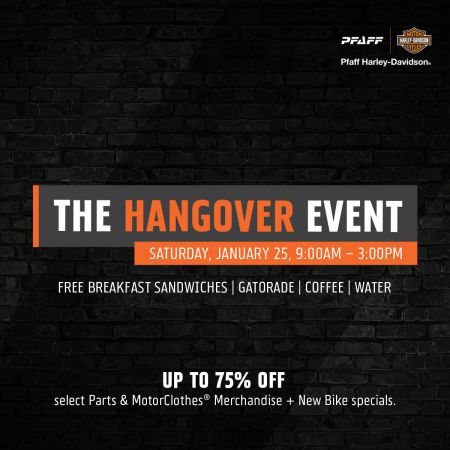 THE HANGOVER EVENT