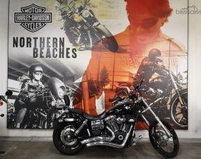 2012 Harley-Davidson Dyna Wide Glide 1690 (FXDWG)