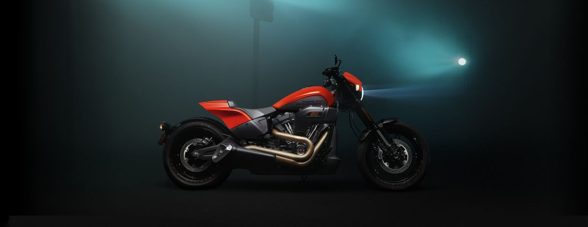 2020 HD FXDRS - Softail FXDR<sup>™</sup> 114