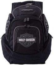 Harley-Davidson Mens Deluxe Backpack
