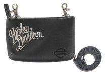 Harley-Davidson® Women's Embroidered H-D Script Hip Bag w/ Strap