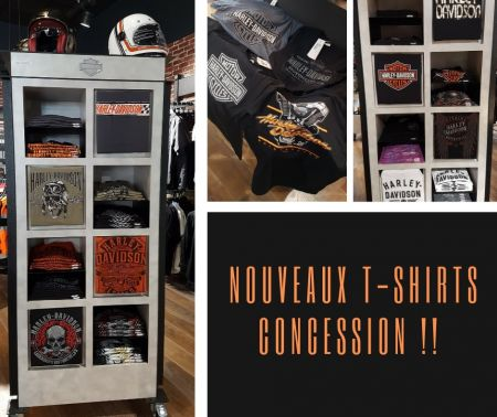 T-shirts Concession !