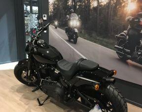 Harley Davidson Softail Fat Bob 114