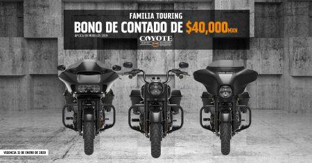 Bono familia Touring