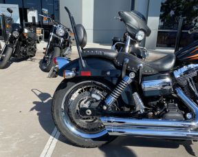2010 FXDWG Wide Glide