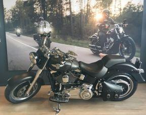 Harley Davidson Softail Fat Boy Special stage 2