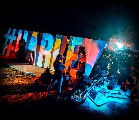 21. Harley-Davidson Open Road Fest