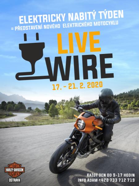 Představení modelu Live Wire