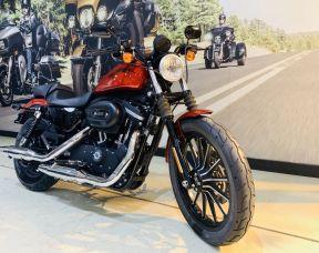 2013 Sportster XL883N Iron