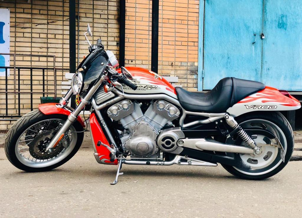 Harley-Davidson V-Rod Screaming Eagle